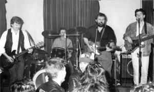 1992 - Pat Farrell, John McCann, Donal Kirk and Pat Courtney